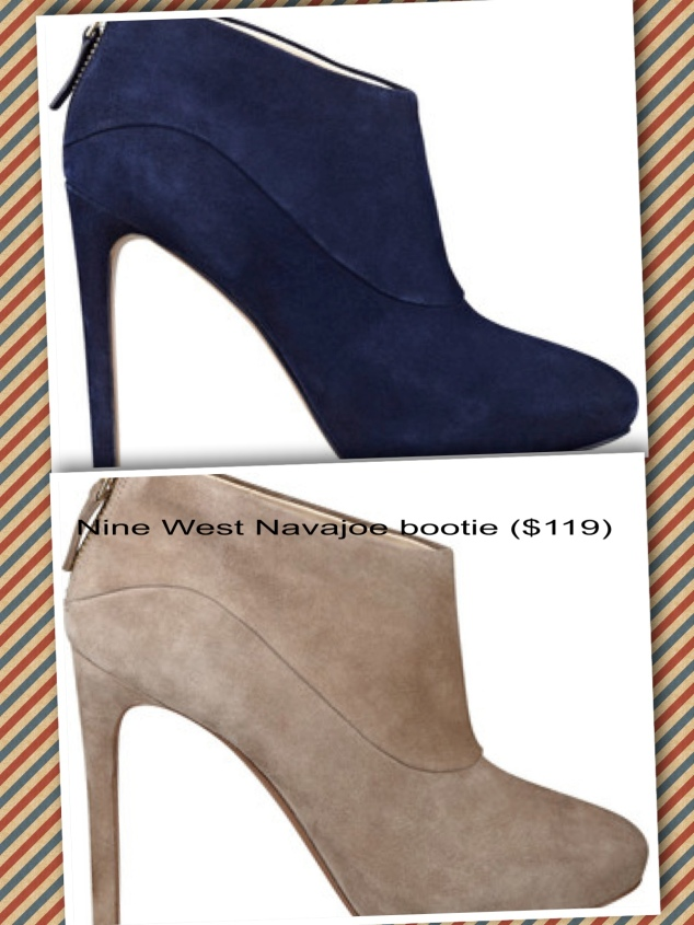 Available now at Nine West (click here)